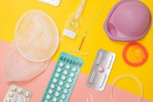 Różna metody antykoncepcji